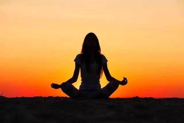 静坐冥想能疗愈疾病和修复能量